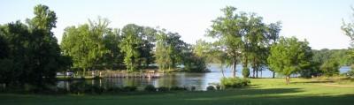 Sanders Ferry Park, Main course, Hole 15
