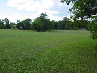 Sanders Ferry Park, Main course, Hole 5 Long approach