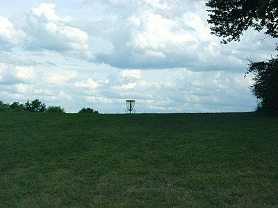 Sanders Ferry Park, Main course, Hole 4 Midrange approach