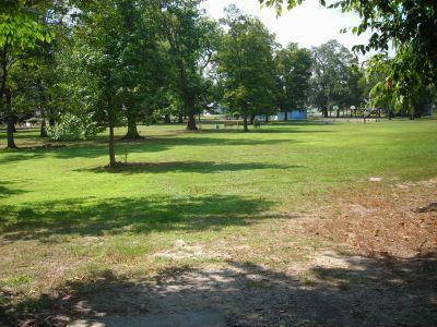 Borden Park, Main course, Hole 2 Tee pad