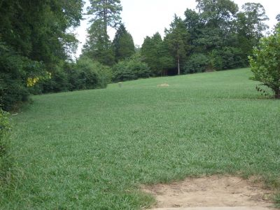 Victor Ashe Park, Main course, Hole 15 Tee pad