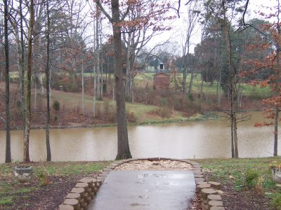 Victor Ashe Park, Main course, Hole 1 Tee pad