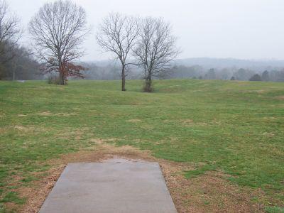 Victor Ashe Park, Main course, Hole 3 Tee pad