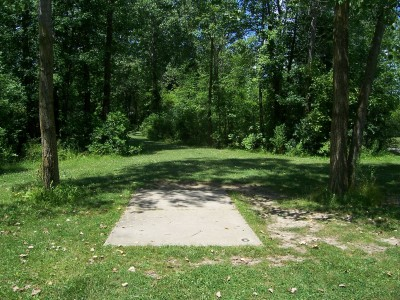 Freedom Park, Main course, Hole 6 Tee pad