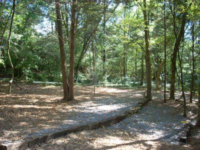 Seven Oaks, Main course, Hole 13 Short approach