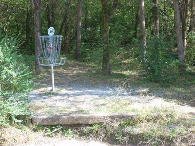 Seven Oaks, Main course, Hole 18 Putt