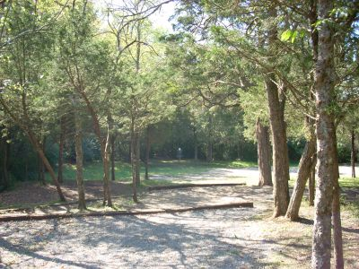 Seven Oaks, Main course, Hole 14 Long approach