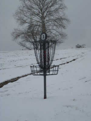Two Rivers Park, Main course, Hole 3 Putt