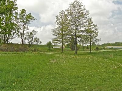 Cascade Township Park, Main course, Hole 3 Tee pad