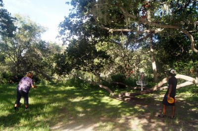 Cliff Stephens Park, Main course, Hole 5 Putt