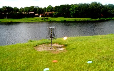 Cliff Stephens Park, Main course, Hole 15 Putt
