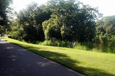 Cliff Stephens Park, Main course, Hole 1 Putt