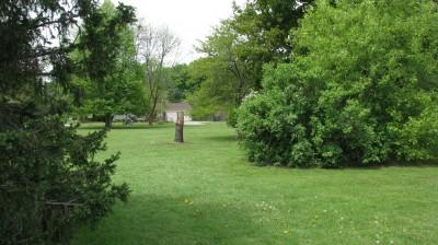 Lincoln Park, Main course, Hole 4 Tee pad