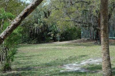 Bay Oaks, Main course, Hole 1 Long approach