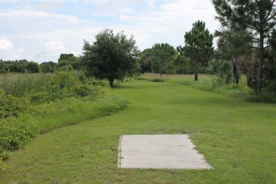 Gordy Road, Main course, Hole 6