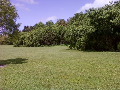 Tradewinds Park, Main course, Hole 3 Midrange approach
