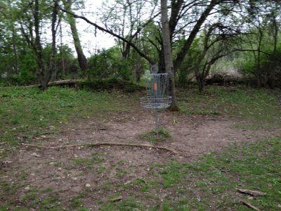 Cold Brook Park, Main course, Hole 15 Putt
