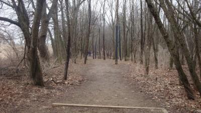 Cold Brook Park, Main course, Hole 11 Tee pad