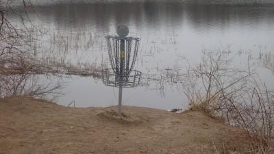 Cold Brook Park, Main course, Hole 20 Putt