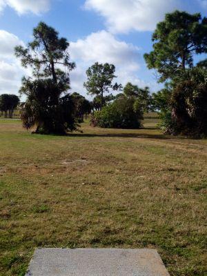 Okeeheelee Park, Main course, Hole 15 Tee pad