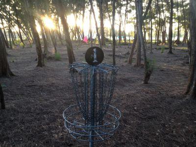 Amelia Earhart Park, Main course, Hole 1 Putt