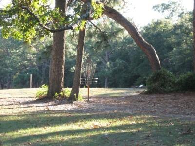 Ed Austin Park, Main course, Hole 4 Putt