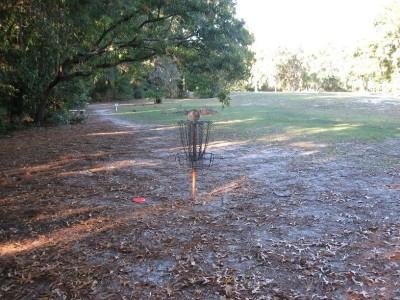 Ed Austin Park, Main course, Hole 5 Putt