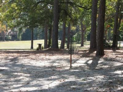 Ed Austin Park, Main course, Hole 11 Putt