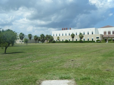 FAU - MacArthur Campus, Main course, Hole 14 Tee pad