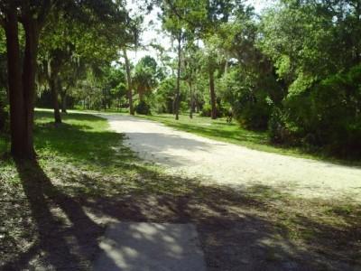 Taylor Park, Main course, Hole 1 Long tee pad
