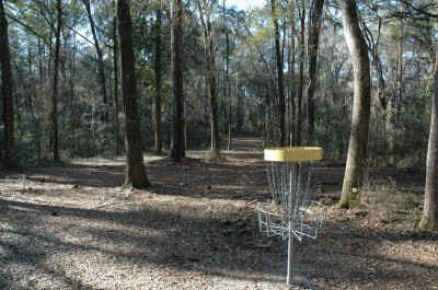 Spirit of the Suwannee, Magnolia, Hole 17 Reverse (back up the fairway)
