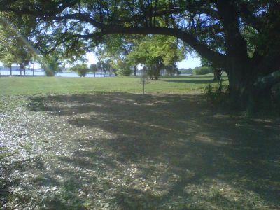 Bill Frederick Park, Turkey Lake , Hole 7 Midrange approach