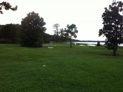 Bill Frederick Park, Turkey Lake , Hole 5 Tee pad