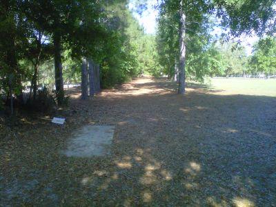 Bill Frederick Park, Turkey Lake , Hole 9 Tee pad