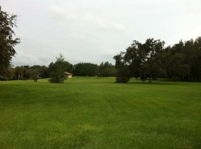Bill Frederick Park, Turkey Lake , Hole 7 Tee pad