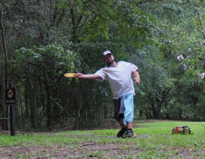 Bill Frederick Park, T2 - The Turkeynator , Hole 12 Long tee pad