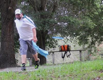 Bill Frederick Park, T2 - The Turkeynator , Hole 14 Long tee pad