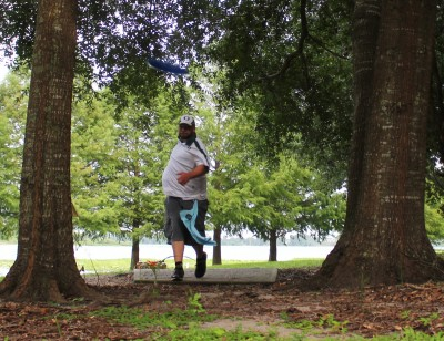 Bill Frederick Park, T2 - The Turkeynator , Hole 15 Long tee pad