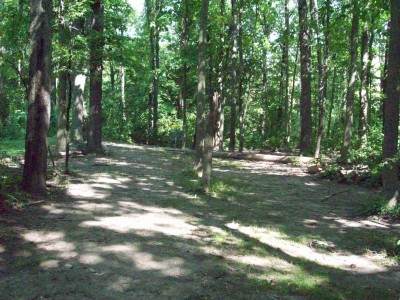 Valley Farm Park, Main course, Hole 3 Midrange approach