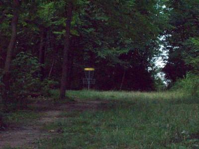Valley Farm Park, Main course, Hole 7 Midrange approach