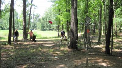 Jack McLean Park, Main course, Hole 5 Putt