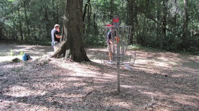 Jack McLean Park, Main course, Hole 14 Putt