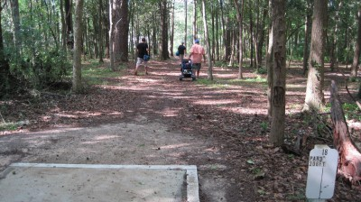Jack McLean Park, Main course, Hole 18