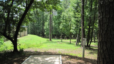 Jack McLean Park, Main course, Hole 3 Short tee pad