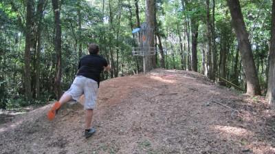 Jack McLean Park, Main course, Hole 19 Putt