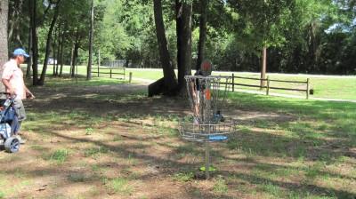 Jack McLean Park, Main course, Hole 7 Putt