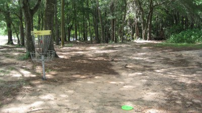 Tom Brown Park, Main course, Hole 15 Reverse (back up the fairway)