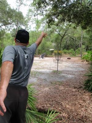 USF Riverfront Park, Main course, Hole 16 Putt