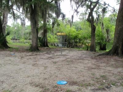 USF Riverfront Park, Main course, Hole 1 Putt