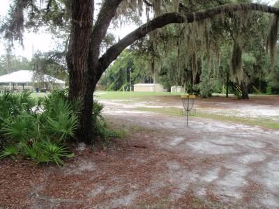 USF Riverfront Park, Main course, Hole 6 Putt